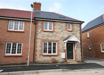 Thumbnail 3 bed end terrace house for sale in Farwell Crescent, Chickerell, Weymouth, Dorset