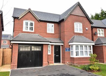 Thumbnail 4 bed detached house for sale in Lea Field, Bartle Meadows Hoyles Lane, Cottam, Preston