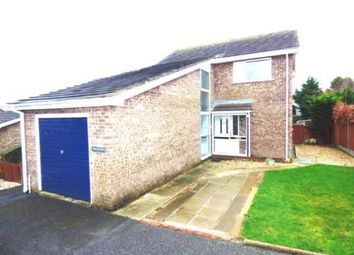 Thumbnail 3 bed detached house for sale in Glan Llyn, Llanfairpwll, Anglesey, North Wales