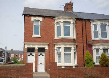 Thumbnail 3 bedroom flat for sale in Mowbray Road, South Shields