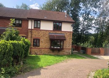 Thumbnail 1 bedroom terraced house to rent in Ashmores Close, Redditch