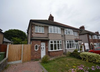Thumbnail 3 bed semi-detached house for sale in Broadway, Bebington, Wirral