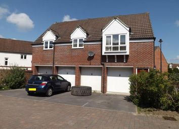 Thumbnail 2 bed flat for sale in Woodpecker Meadow, Gillingham