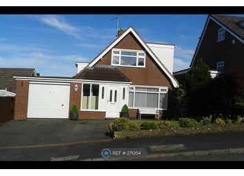 Thumbnail 3 bed detached house to rent in Ocean View, Holywell