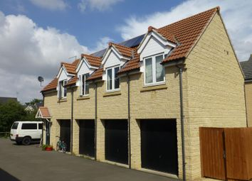 Thumbnail 2 bed flat for sale in Racecourse Road, Barleythorpe, Oakham