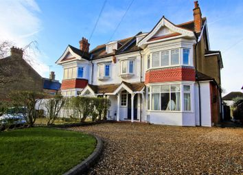 Thumbnail 3 bed flat for sale in Nower Hill, Pinner