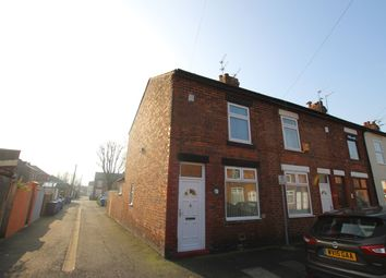 Thumbnail 2 bed end terrace house to rent in Dickenson Street, Warrington