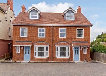 Thumbnail 3 bed semi-detached house for sale in Springvale, Rodbridge Hill, Long Melford, Suffolk