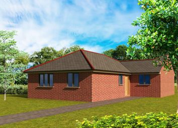 Thumbnail 3 bed detached bungalow for sale in 5 Crown Green, Off Westfield Lane, Mansfield
