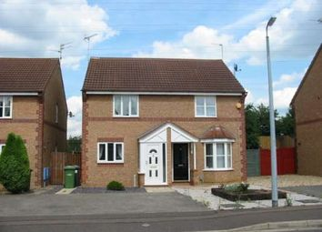 Thumbnail 2 bed semi-detached house to rent in Farriers Court, Orton Longueville, Peterborough