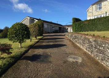 Thumbnail 4 bed detached bungalow to rent in Minehill, Menheniot, Cornwall