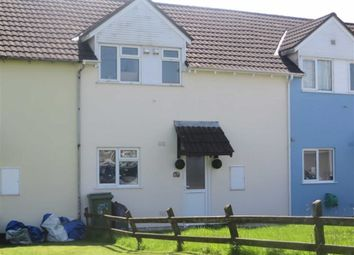 Thumbnail 2 bed terraced house to rent in Ashwater, Beaworthy
