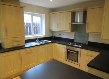 Thumbnail 4 bed town house to rent in Low Grange Court, Spennymoor