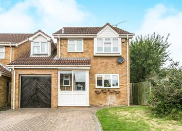 Thumbnail 4 bed detached house for sale in Rainworth Close, Lower Earley, Reading