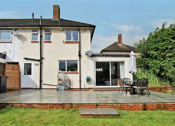 Thumbnail 2 bed end terrace house for sale in Petersham Drive, St Pauls Cray, Kent