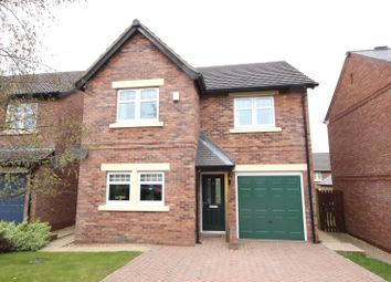 Thumbnail 4 bed detached house for sale in 12 Siskin Court, Carlisle, Cumbria
