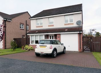 Thumbnail 4 bed detached house for sale in Kenton Drive, Lindsayfield, East Kilbride