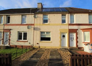 Thumbnail 3 bed terraced house for sale in Watson Street, Motherwell