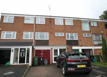 Thumbnail 3 bed town house for sale in Spring Walk, Halesowen