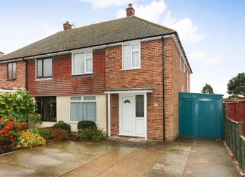 Thumbnail 4 bed semi-detached house for sale in Johns Green, Sandwich, Kent