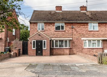 Thumbnail 3 bed semi-detached house for sale in Woodhall Road, Chelmsford, Essex