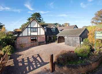 4 bed detached house for sale in Mill Lane, Exton, Exeter EX3