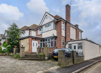 Thumbnail 3 bed detached house for sale in High Road, Harrow Weald