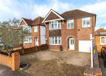 Thumbnail 4 Bedroom Detached House For Sale In Clarence Road Windsor Berkshire