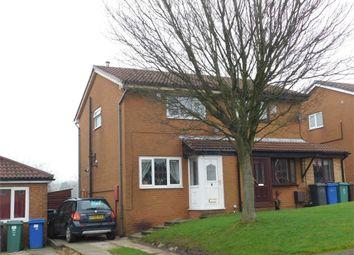 Thumbnail 2 bed semi-detached house for sale in Cornfield Close, Bury, Lancashire
