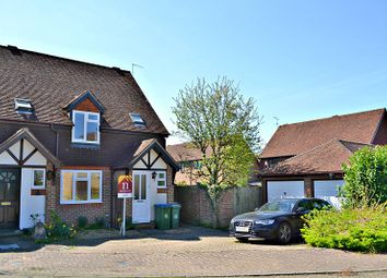Thumbnail 2 bed semi-detached house to rent in Byron Close, Horsham, West Sussex