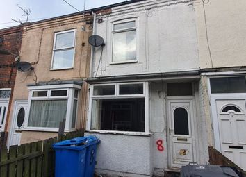 2 bed terraced house for sale in Redcar Street, Hull HU8