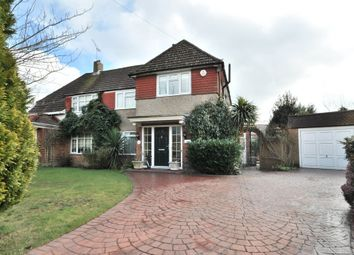 3 bed semi-detached house for sale in Hallam Close, Chislehurst BR7