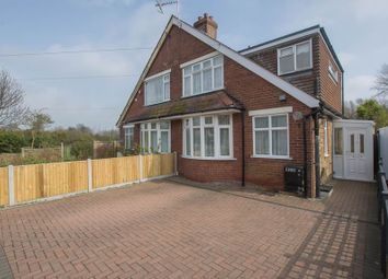 Thumbnail 3 bed semi-detached house for sale in Dover Road, Sandwich