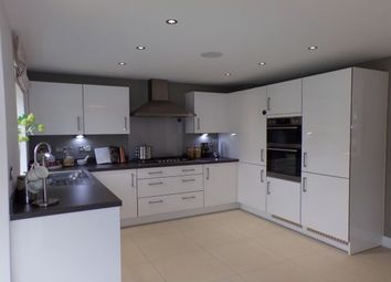 Thumbnail 4 bed detached house to rent in Wright Close, Whetstone