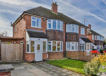Thumbnail 3 bed semi-detached house for sale in Studland Drive, Prestbury, Cheltenham