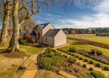 Thumbnail 3 bedroom detached house for sale in Rutherford Castle Drive, West Linton, Peeblesshire
