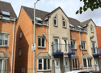 Thumbnail 4 bed property to rent in Dearden Street, Hulme, Manchester
