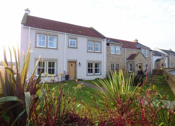 Thumbnail 4 bed semi-detached house for sale in The Glebe, Strathkinness, Fife