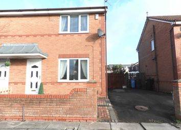 Thumbnail 3 bed semi-detached house for sale in Mercer Avenue, Kirkby, Liverpool