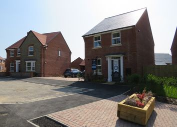 Thumbnail 3 bed detached house to rent in Salvadori Gardens, Westhampnett, Chichester