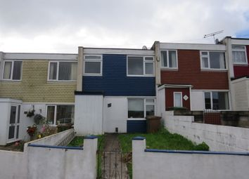Thumbnail 2 bed terraced house for sale in Byron Avenue, Brake Farm, Plymouth