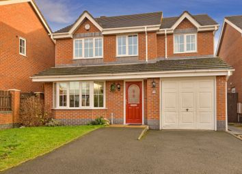 Thumbnail 4 bed terraced house for sale in Candleberry Meadow, Ketley