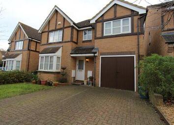 Thumbnail 5 bedroom detached house to rent in Highveer Croft, Milton Keynes, Buckinghamshire