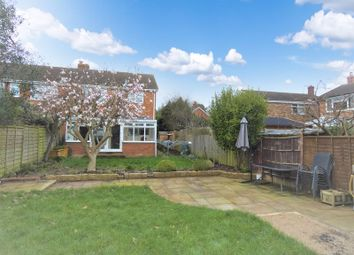 Thumbnail 3 bed semi-detached house for sale in Crescent Road, Locks Heath
