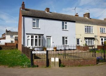 Thumbnail 3 bedroom end terrace house for sale in Cross Street, Farcet, Peterborough, Cambridgeshire
