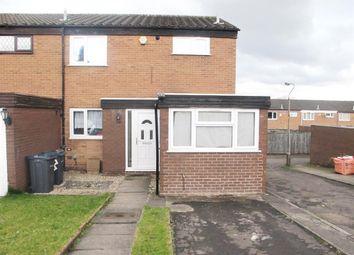 Thumbnail 4 bed end terrace house to rent in Drake Road, Erdington, Birmingham