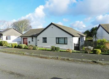 Thumbnail 3 bed detached bungalow for sale in Lelant Meadows, Lelant, St. Ives