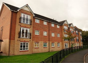 Thumbnail 2 bed flat for sale in Lamberton Drive, Wrexham