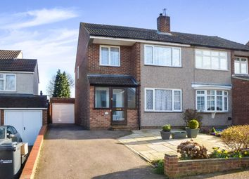 Thumbnail 3 bed semi-detached house for sale in Morice Road, Hoddesdon