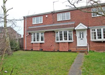 Thumbnail 4 bedroom town house for sale in Killisick Road, Arnold, Nottingham